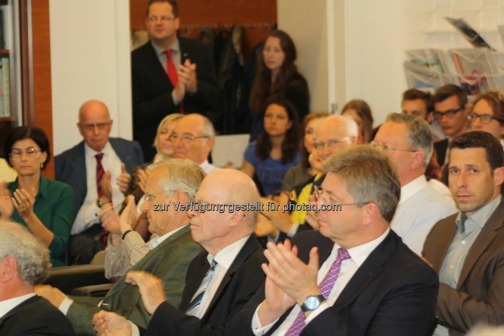 Karl Tantscher, Thomas Streimelweger beim International Club (IC) des Afa, mehr unter http://www.afa.at/afagal2013-20130508.htm (c) Gmoser (11.05.2013)