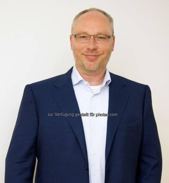 Martijn van Hout, Direktor HD Austria - Eviso Austria GmbH: HD Austria freut sich über 100.000 zufriedene Kunden (Fotocredit: © Natascha Kral), © Aussender (16.02.2017)
