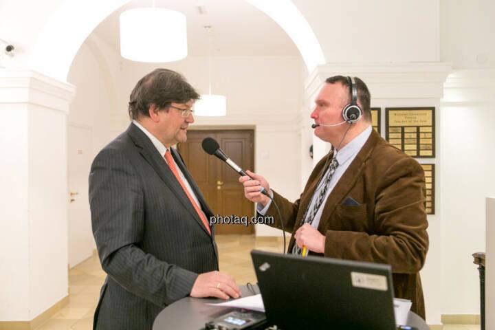 Stefan Zapotocky, Peter Heinrich (Börsenradio)