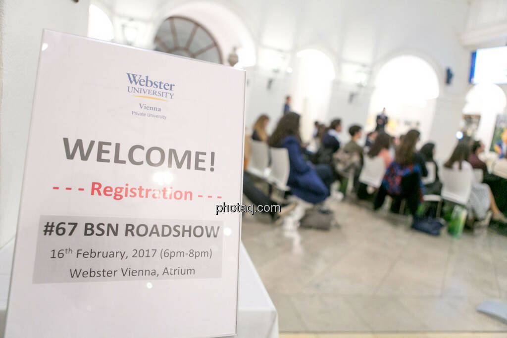 BSN Roadshow #67, © Martina Draper/photaq (16.02.2017)