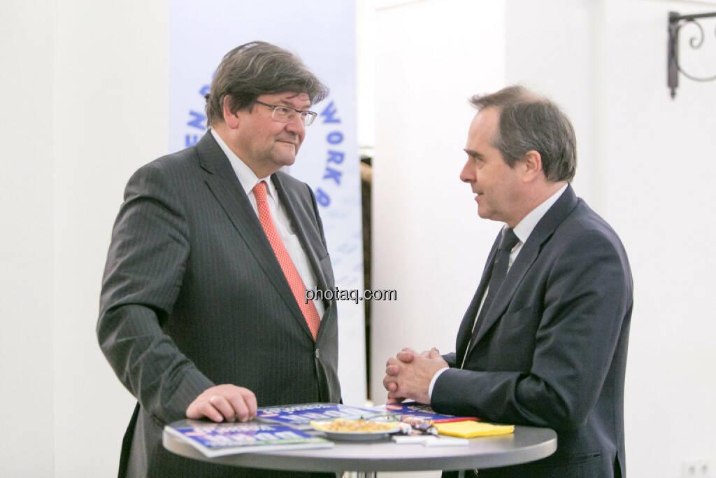 Stefan Zapotocky, Wolfgang Matejka (Matejka & Partner), © Martina Draper/photaq (16.02.2017)
