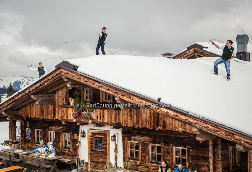 Hochkönig Tourismus GmbH: 20 Jahre Skihüttenroas in der Region Hochkönig (Fotocredit: Hochkönig Tourismus GmbH), © Aussender (20.02.2017)