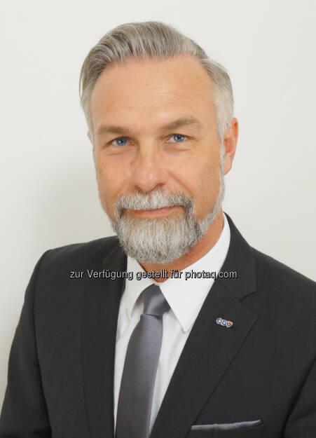 ÖBV - Österreichische Beamtenversicherung: Rainer Greilberger auch ÖBV Landesdirektor für Salzburg (Fotocredit: ÖBV), © Aussender (20.02.2017)