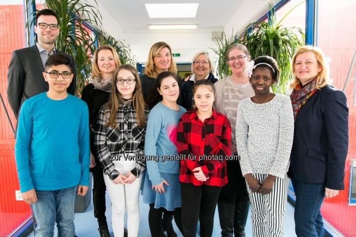 Microsoft Österreich GmbH: Microsoft unterstützt Jugendliche beim richtigen Umgang mit Online-Medien und sozialen Netzwerken (Fotocredit: Microsoft/APA-Fotoservice/Rastegar)