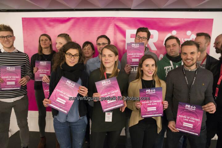 news aktuell GmbH: Aufbruchstimmung: Drei Tage PR-Hackathon in Frankfurt (Fotocredit: news aktuell GmbH)