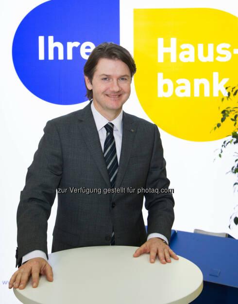 GD DI Gerald Fleischmann bei der Bauen & Energie-Messe Wien - Volksbank Wien AG: Wohnbau-Milliarde startet (Fotocredit: VOLKSBANK WIEN AG), © Aussender (20.02.2017)