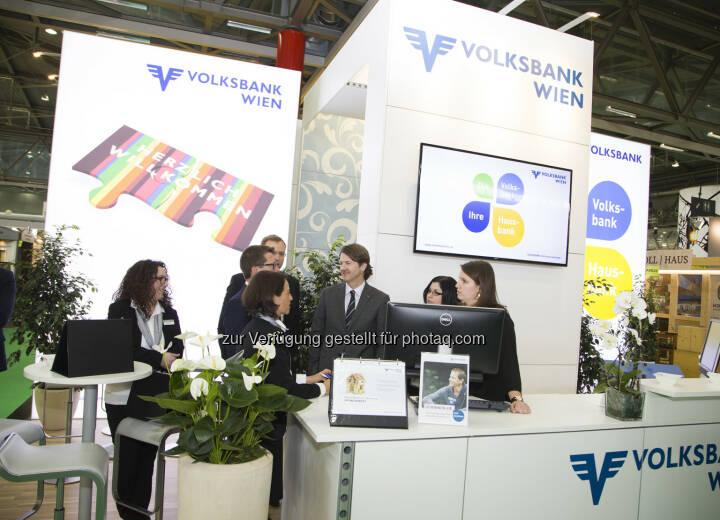Volksbank Wien AG: Wohnbau-Milliarde startet (Fotocredit: VOLKSBANK WIEN AG)