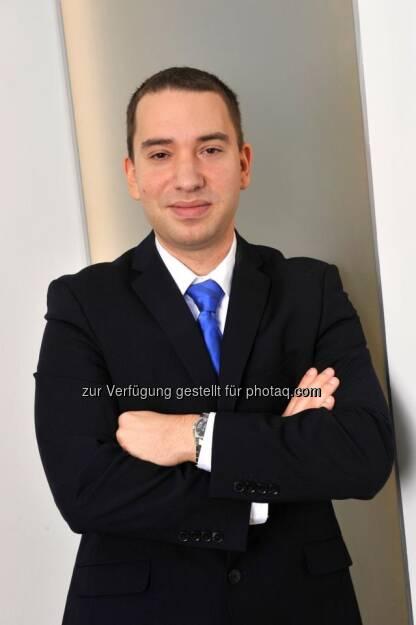 Martin Mantlik, Mantlik Kainz Project Solvation OG (13. Mai) - finanzmarktfoto.at wünscht alles Gute! , © entweder mit freundlicher Genehmigung der Geburtstagskinder von Facebook oder von den jeweils offiziellen Websites  (13.05.2013)