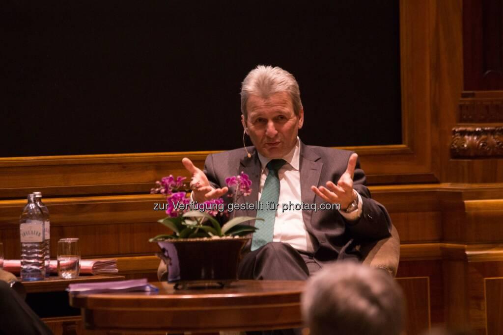 TPA Steuerberatung GmbH: Face to Face mit ÖGB Präsident Erich Foglar (Fotocredit: TPA/ Marko Zlousic neonhippo.net), © Aussender (22.02.2017)