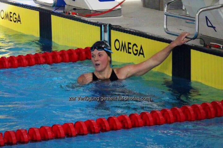 Tanja Stroschneider, yes!  Omega