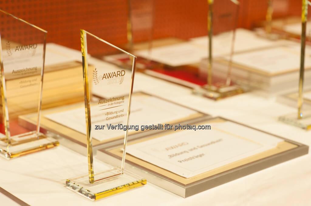 Bundesrechenzentrum GmbH: Justiz 3.0 - Kategoriesieger beim eAward 2017 (Fotocredit: Report Verlag), © Aussendung (27.02.2017)