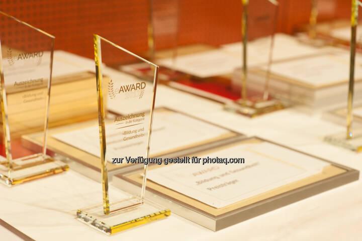 Bundesrechenzentrum GmbH: Justiz 3.0 - Kategoriesieger beim eAward 2017 (Fotocredit: Report Verlag)