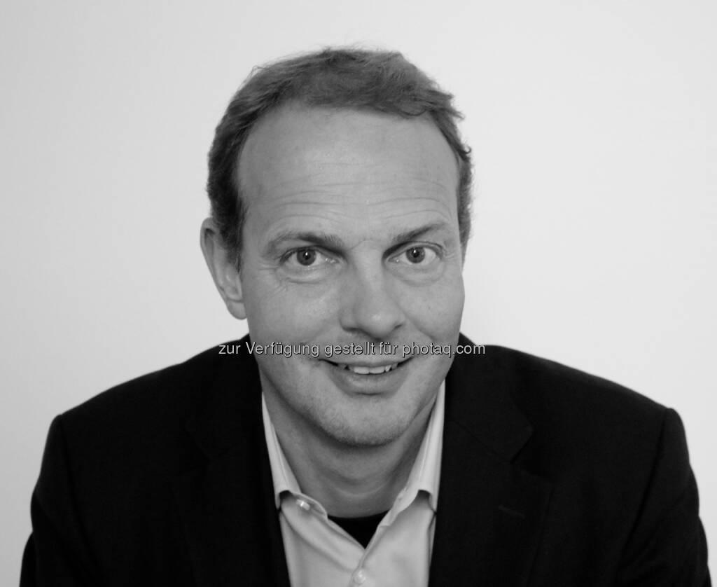 Bernd Groß, CEO und Gründer, Cumulocity - Cumulocity GmbH: Deutsch-Indische Partnerschaft: Unlimit baut auf IoT-Plattform von Cumulocity (Fotocredit: Cumulocity GmbH), © Aussender (27.02.2017)