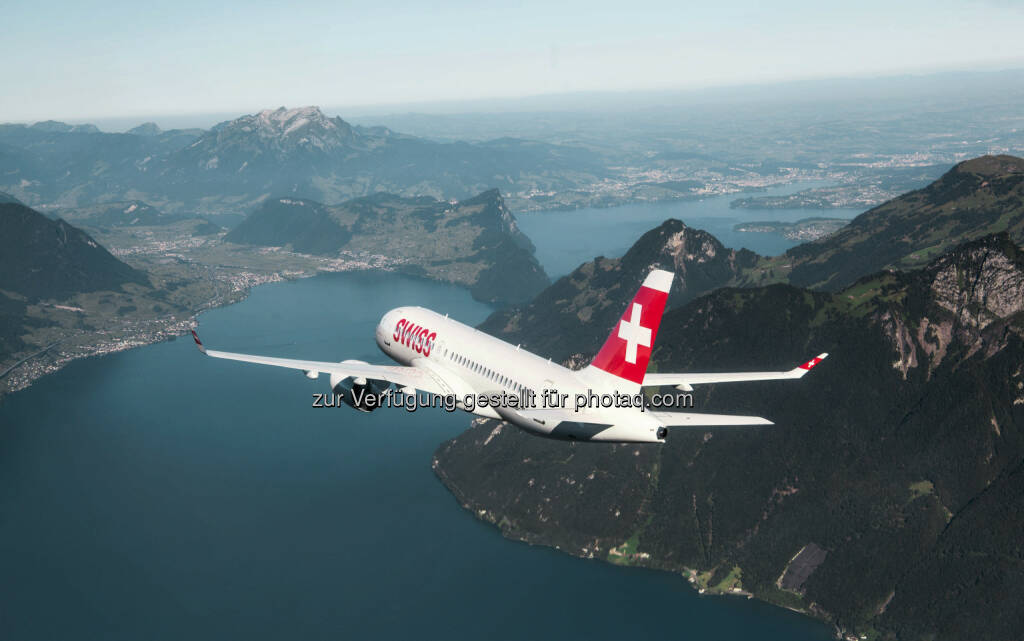Schweiz Tourismus: Fünf neue Reiseziele mit Swiss International Air Lines (Fotocredit: Swiss International Air Lines), © Aussendung (28.02.2017)