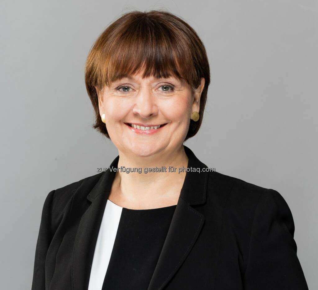 Herta Stockbauer, Vorstandsvorsitzende des BKS Bank-Konzern (Fotocredit: Gernot Gleiss), © Aussender (01.03.2017)