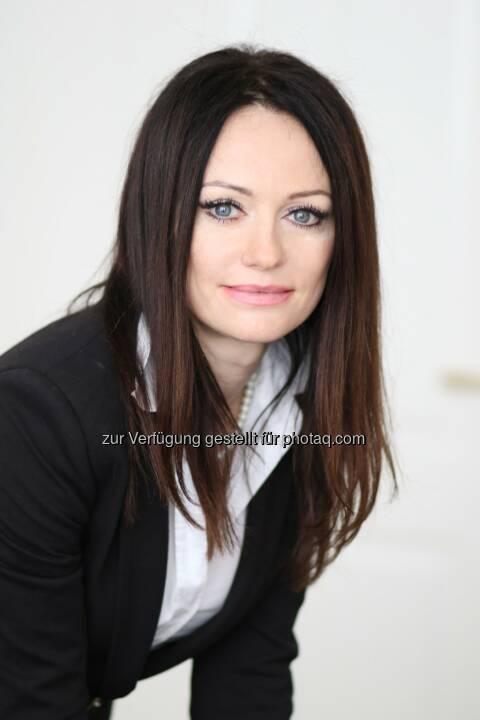 Frau Vera Skala, MBA - Austria Real GmbH: Investitionen in österreichische Hotels auf Rekordniveau (Fotocredit: Austria Real GmbH)