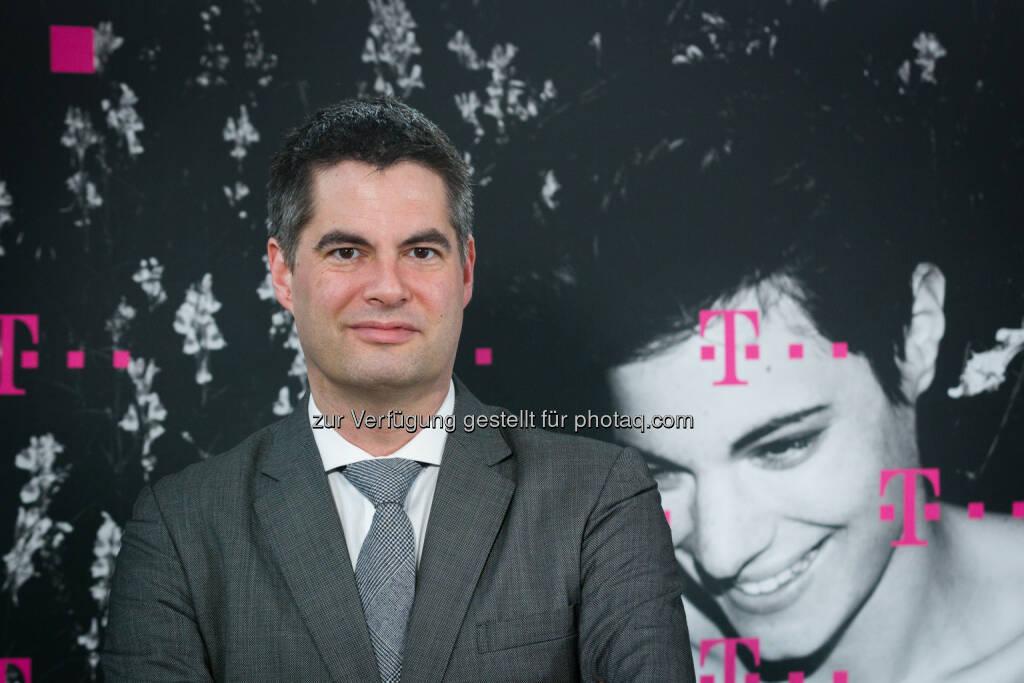 T-Mobile: Gero Niemeyer wird neuer Finanzchef von T-Mobile Austria (Fotocredit: T-Mobile/Marlena König), © Aussender (02.03.2017)