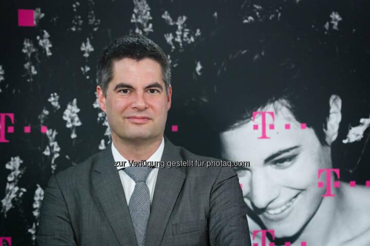 T-Mobile: Gero Niemeyer wird neuer Finanzchef von T-Mobile Austria (Fotocredit: T-Mobile/Marlena König)