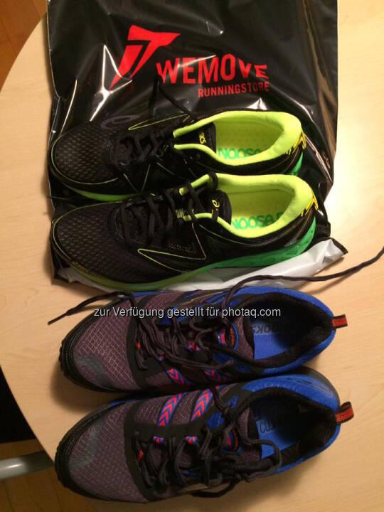 Schuhe, Laufschuhe, Wemove