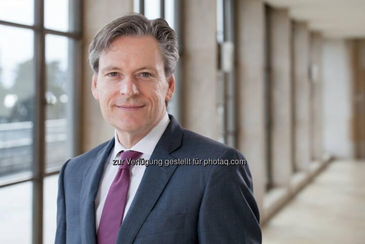 Jörg Arnold wird per 1. Juli 2017 neuer CEO Deutschland und Mitglied der Konzernleitung der Swiss Life-Gruppe. Er löst Markus Leibundgut ab, der auf 1. April 2017 zum CEO Swiss Life Schweiz ernannt worden ist. (Fotocredit: Swiss Life Deutschland)