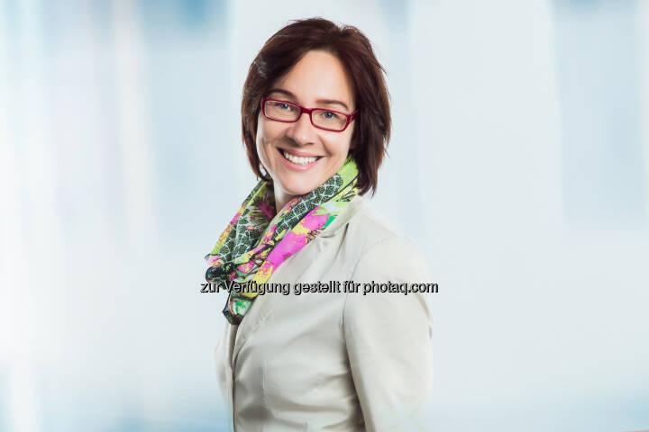 """Mag. Nicole Fabbro - Nicole Fabbro wird als Leiterin des Bereichs """"Personalentwicklung & BildungsService"""" unter anderem die Themen Employer Branding sowie die Koordination und Durchführung von Seminaren und Schulungen verantworten. (Fotocredit: Eva Rothwangl)"""