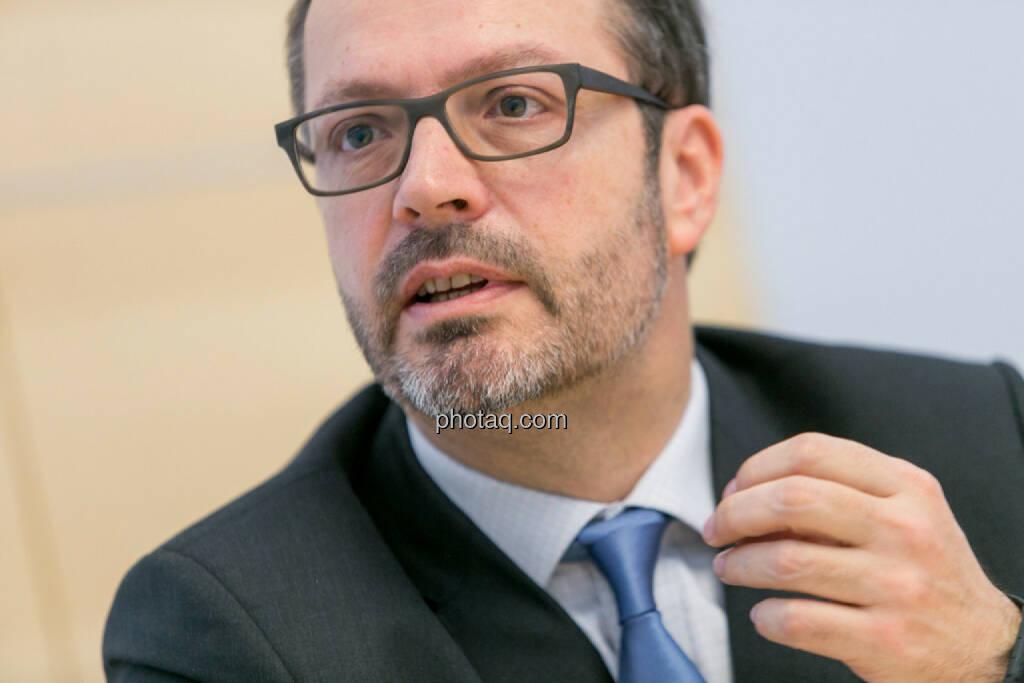 Paul Severin (Erste Asset Management, ÖVFA), © Martina Draper/photaq (03.03.2017)
