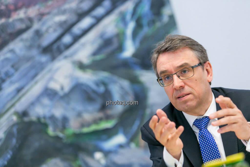 Harald Hagenauer (Österreichische Post, C.I.R.A.), © Martina Draper/photaq (03.03.2017)