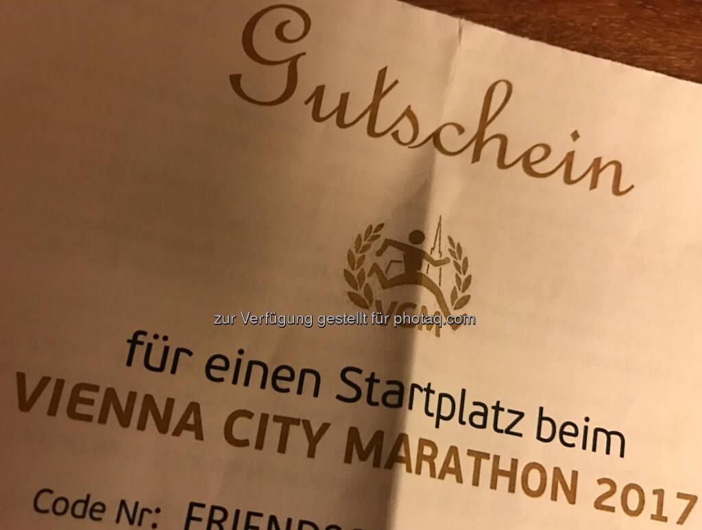 Gutschein VCM (04.03.2017)