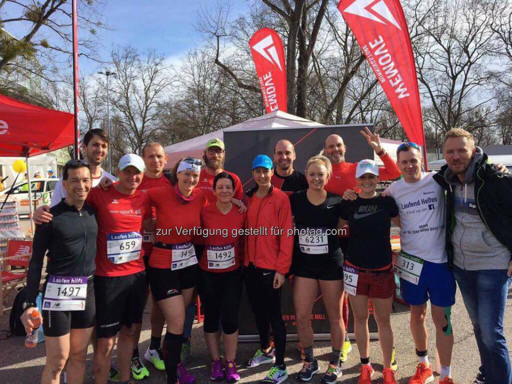 Roman Tacho im WeMove Running Team (05.03.2017)