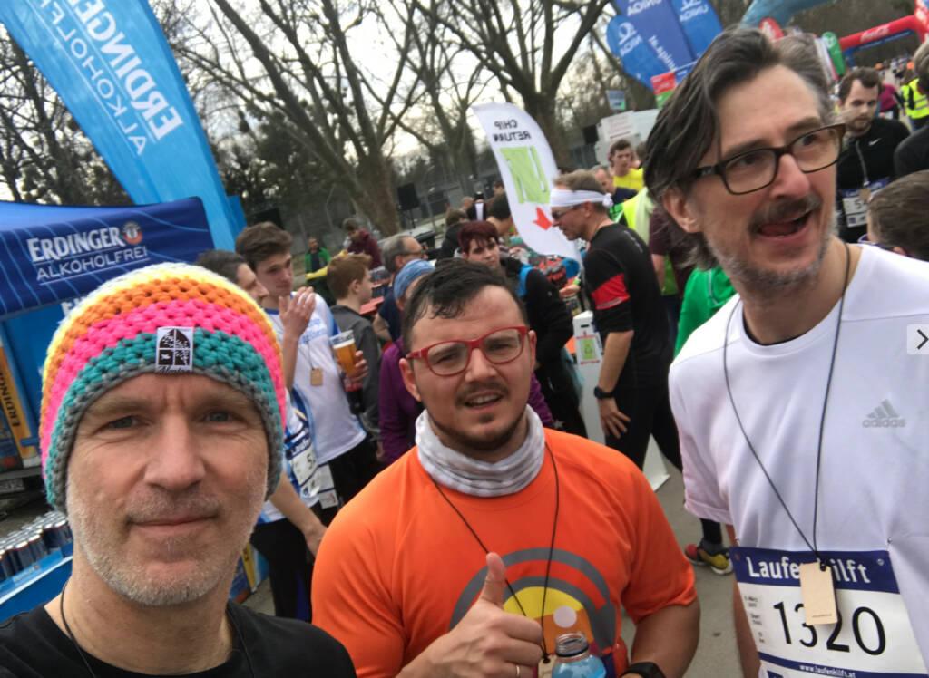 Christian Drastil, Michael Plos, Josef Chladek (05.03.2017)