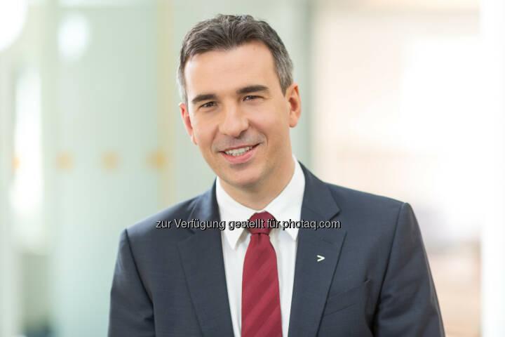 Michael Zettel, Country Managing Director Accenture Östereich - Accenture GmbH: Accenture-Studie zum Weltfrauentag (Fotocredit: Accenture)