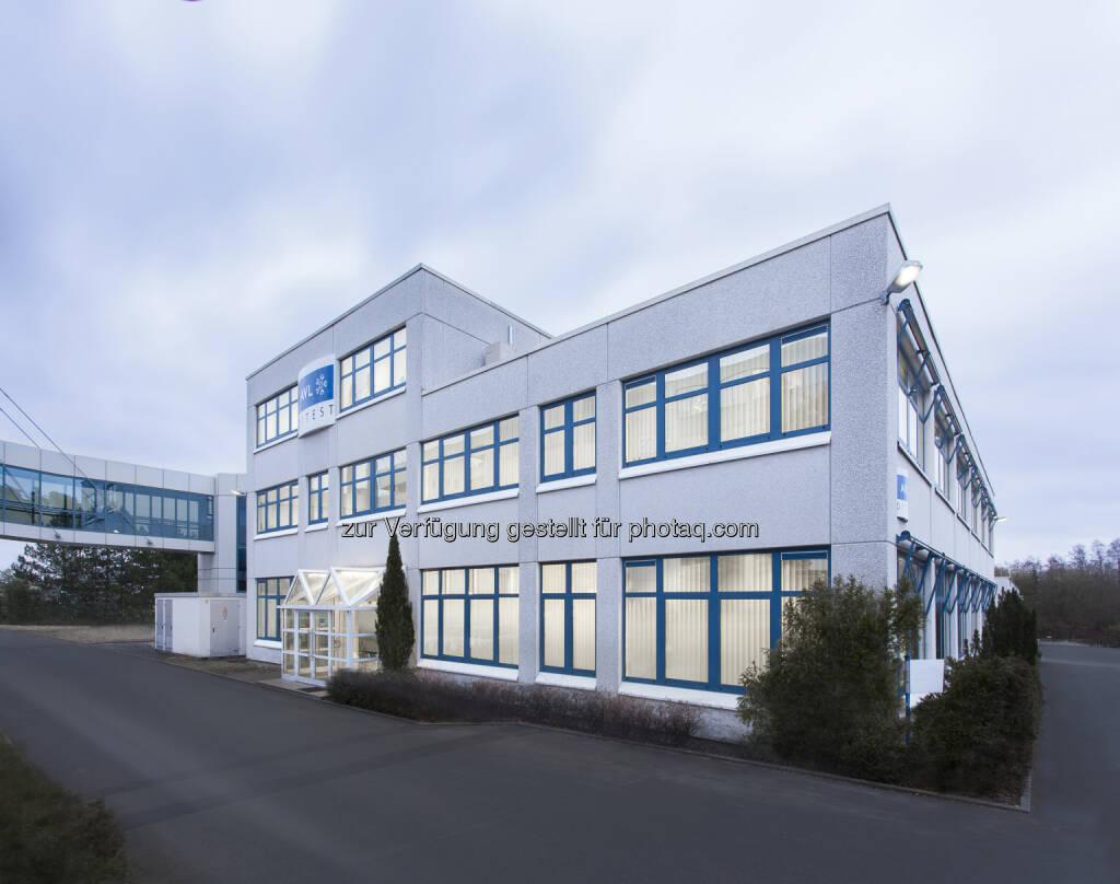 Firmensitz in Cadolzburg: AVL DiTEST Deutschland entfaltet sich im repräsentativen Bürokomplex passend zur Unternehmenskultur. - AVL DITEST: Raum für Kreativität: Gemeinsam Zukunft gestalten (Fotocredit: AVL DiTEST), © Aussender (07.03.2017)