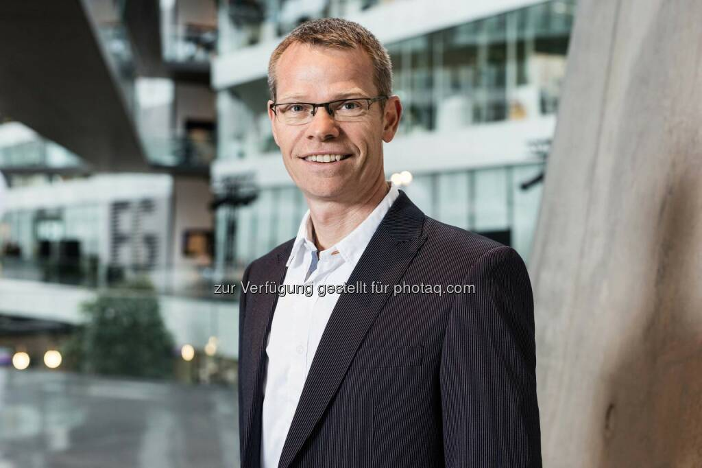 Harm Ohlmeyer folgt Robin J. Stalker als CFO der adidas AG (C) adidas, © Aussender (07.03.2017)