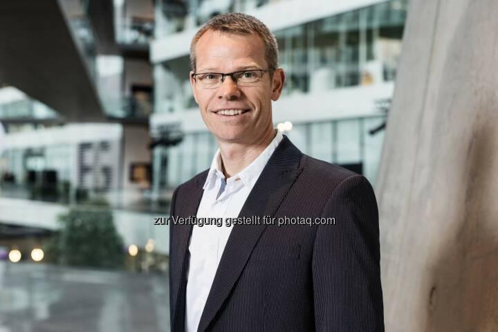 Harm Ohlmeyer folgt Robin J. Stalker als CFO der adidas AG (C) adidas