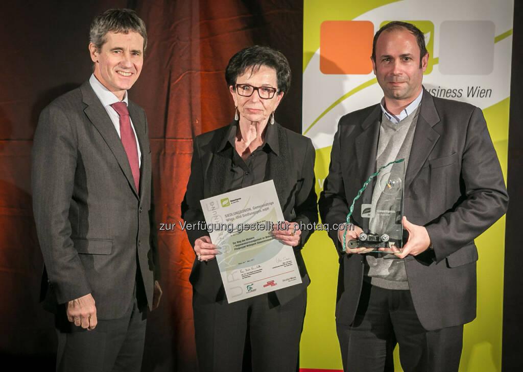 Umweltpreis 2017 - Siedlungsunion - (c) Houdek, © Aussender (08.03.2017)