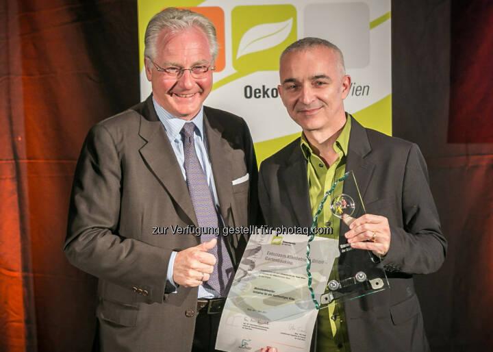 Umweltpreis 2017 - Gartenbaukino (c) Houdek