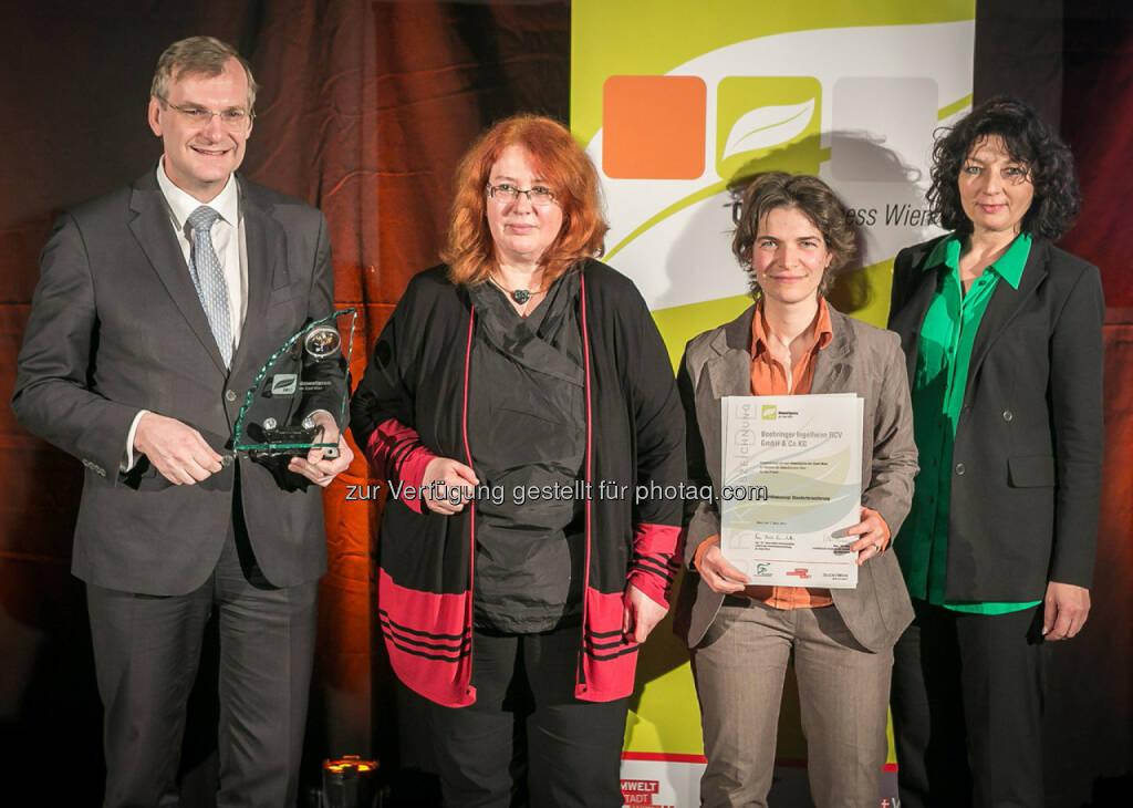 Umweltpreis 2017 - Boehringer Ingelheim (c) Houdek, © Aussender (08.03.2017)