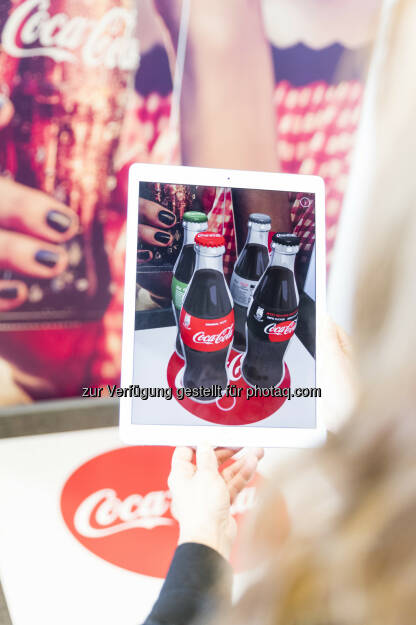 Coca-Cola Cokequartett (Fotocredit: Coca Cola) (08.03.2017)