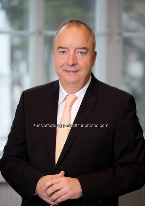 Prof. Dr. Gnant - Austria Center Vienna: Brustkrebsforschung in Österreich (Fotocredit: Michael Gnant)