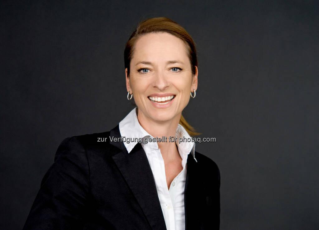 Xenia Daum wird Geschäftsführerin der styria digital one - styria digital one GmbH: styria digital one baut ihr Führungsteam aus (Fotocredit: sd one/Wilke), © Aussender (09.03.2017)