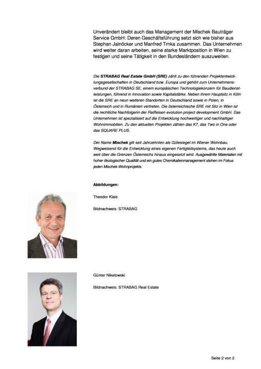 Strabag Real Estate in Österreich mit neuem Management, Seite 2/2, komplettes Dokument unter http://boerse-social.com/static/uploads/file_2155_strabag_real_estate_in_osterreich_mit_neuem_management.pdf