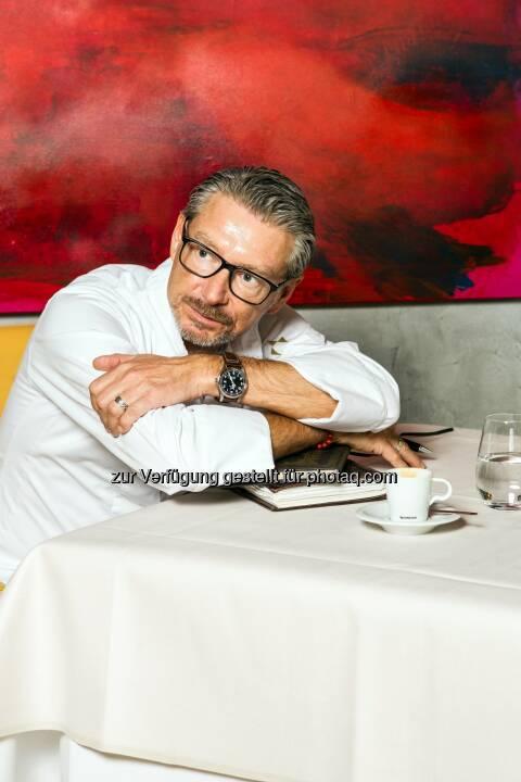 Andreas Kaiblinger, Restaurant Esszimmer - NESPRESSO Österreich GmbH & Co OHG: Für vier Wochen im Gourmethimmel (Fotocredit: Nespresso)