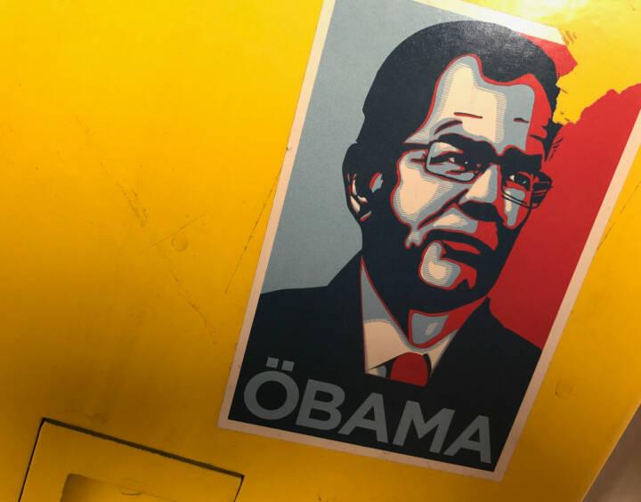 Öbama Obama Van der Bellen