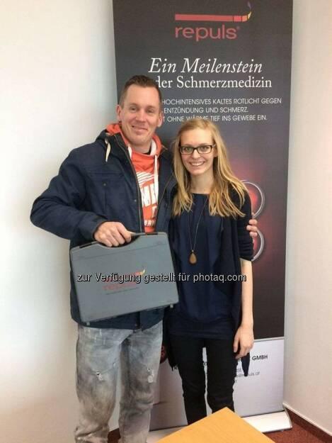 Markus Riederer, Melanie Seidl (10.03.2017)