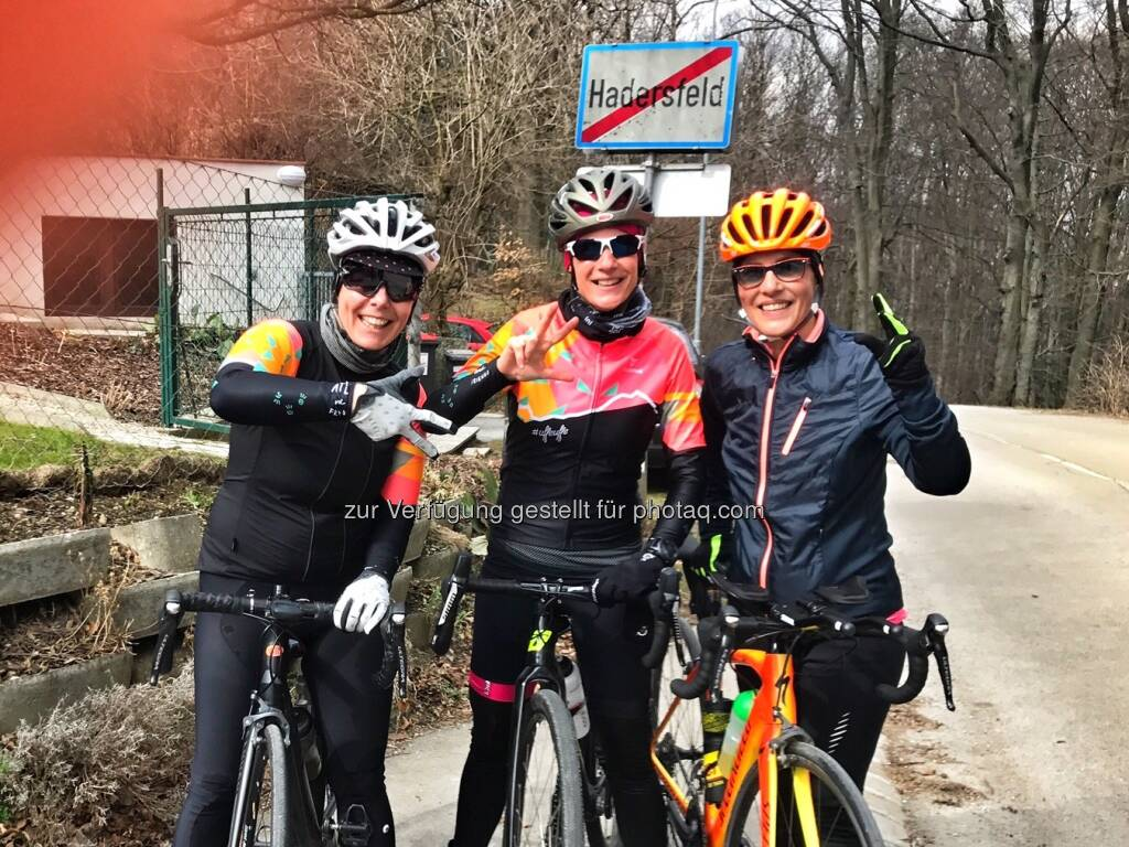 Stefanie Wacht, Martina Draper, Claudia Granit (12.03.2017)