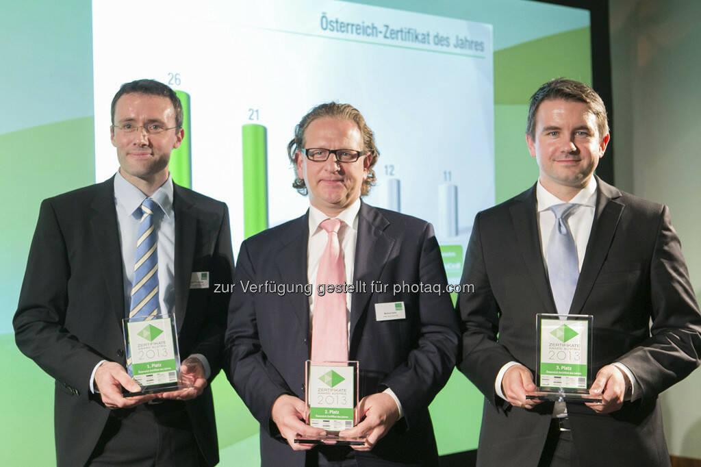 Markus Kaller (Erste Group), © Martina Draper für BE / finanzmarktfoto.at (14.05.2013)