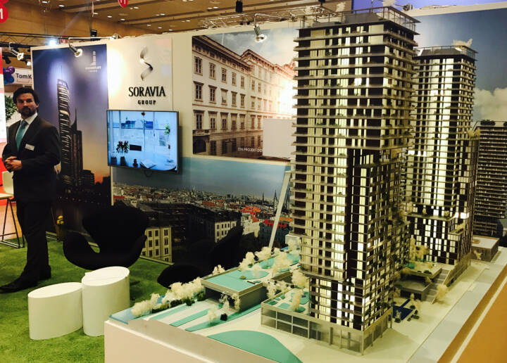 Soravia group auf der wohnen und interieur messe in wien for Wohnen und interieur 2015
