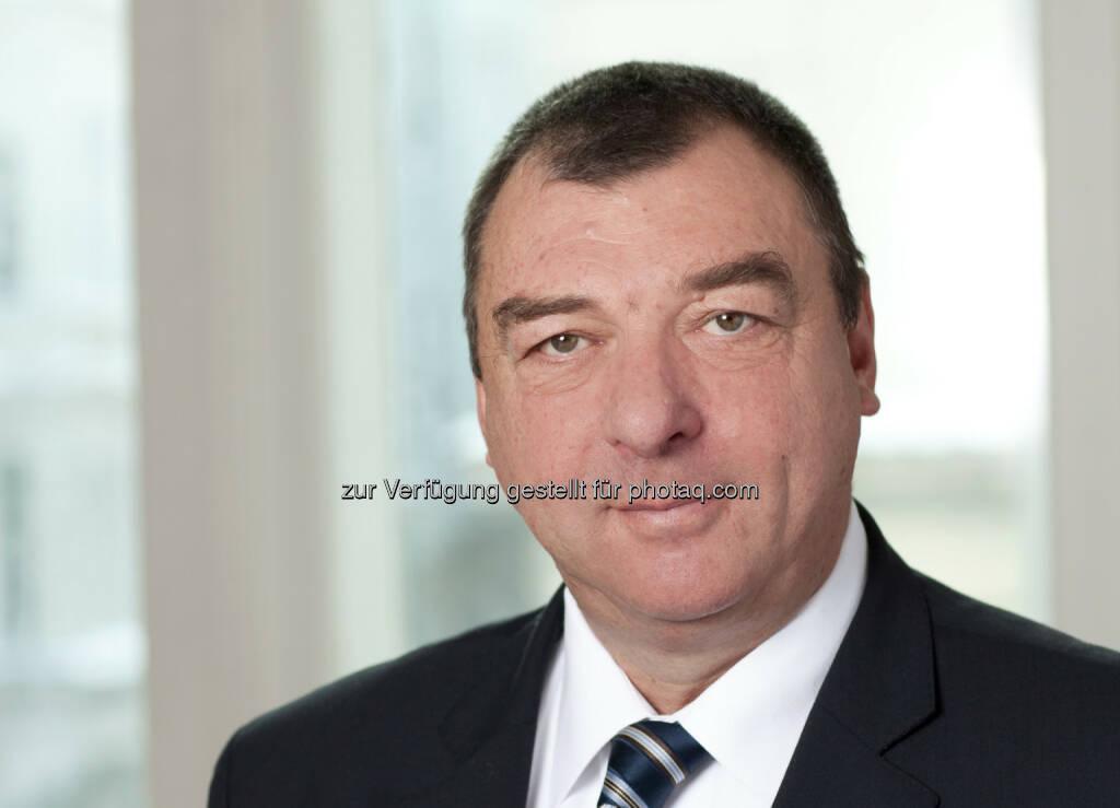 Prof. Dr. Walter Bornett, Direktor der KMU Forschung Austria - KMU Forschung Austria: Auszeichnung für Walter Bornett (Fotocredit: feel image, Wien 2010), © Aussender (13.03.2017)