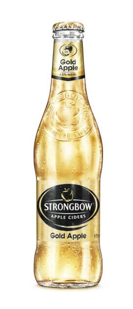 Strongbow Gold Apple bei den International Brewing & Cider Awards ausgezeichnet - Brau Union Österreich AG: International Brewing & Cider Awards: Auszeichnungen für Edelweiss Alkoholfrei und Strongbow (Fotocredit: Brau Union Österreich), © Aussendung (13.03.2017)