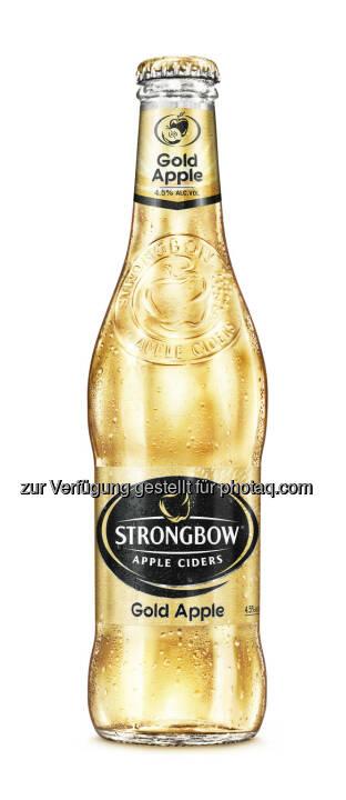 Strongbow Gold Apple bei den International Brewing & Cider Awards ausgezeichnet - Brau Union Österreich AG: International Brewing & Cider Awards: Auszeichnungen für Edelweiss Alkoholfrei und Strongbow (Fotocredit: Brau Union Österreich)